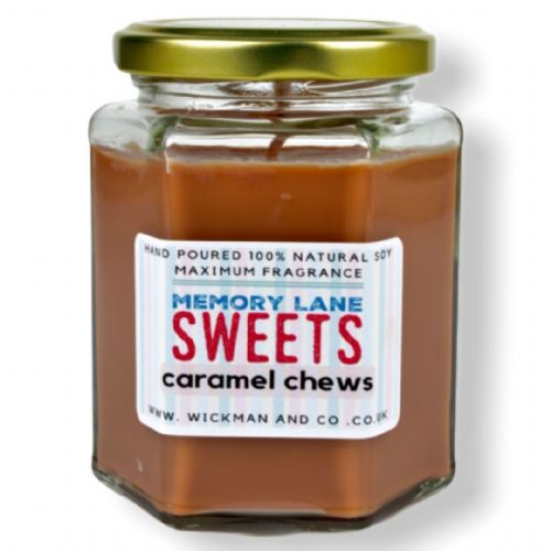 Memory Lane Sweets - Caramel Chews Soy Wax Candle
